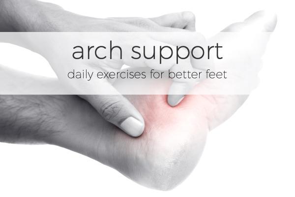 Salvation Wellness Blog Arch Corrective Exercises