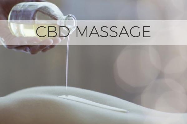 Salvation Wellness CBD Massage