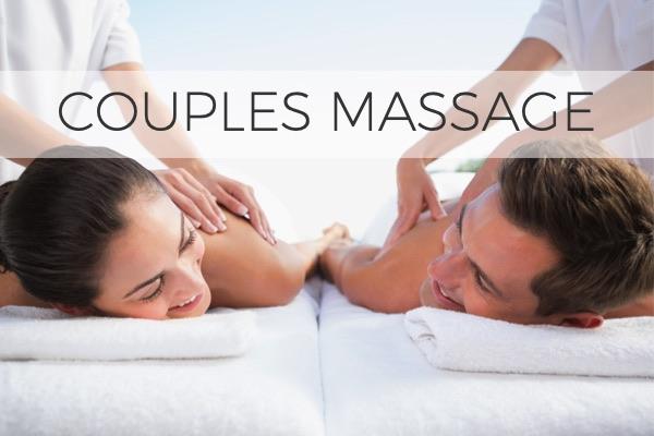 Salvation Wellness Couples Massage