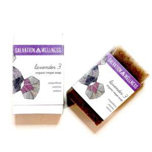 lavender 3 bar soap vegan jersey city salvation wellness
