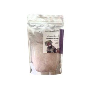 Salvation Wellness Lavender 3 Salt Soak